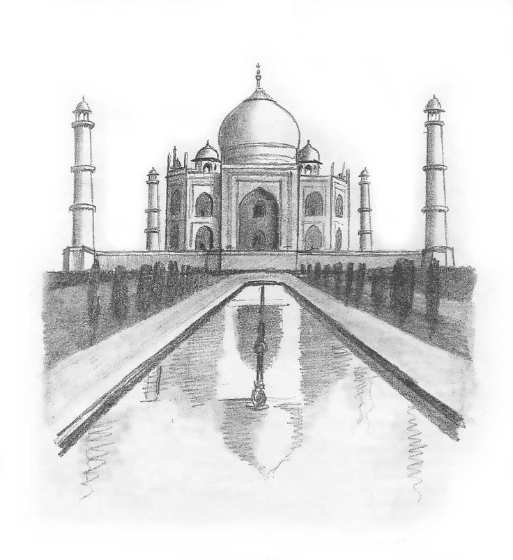 monuments of india drawing clip arts and images of india monuments of india line of india monuments drawing