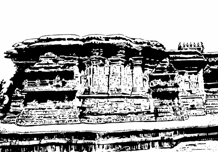 monuments of india drawing india gate drawing at getdrawings free download of drawing monuments india