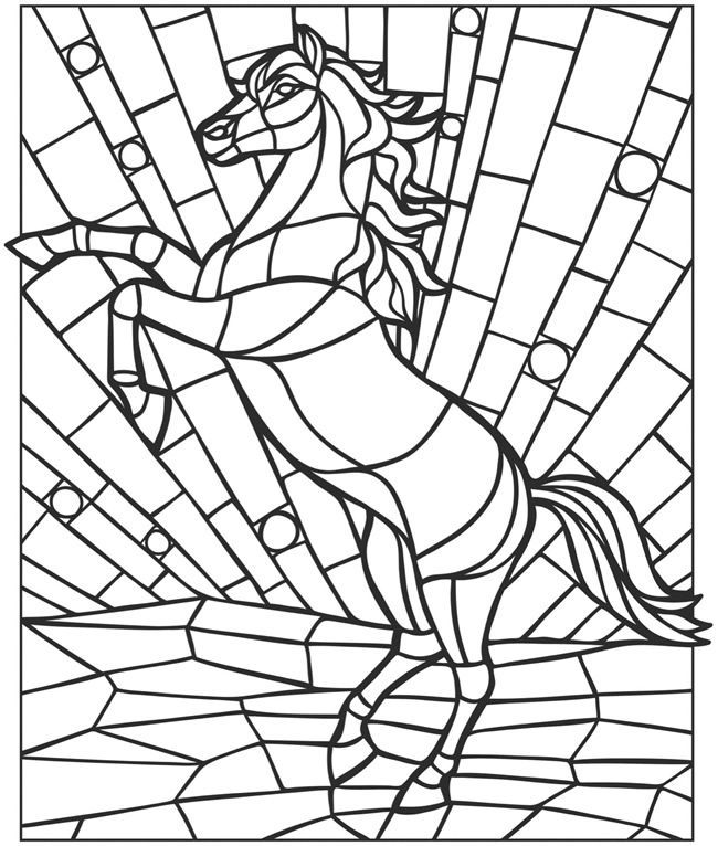 mosaic colouring pages mosaic coloring pages for kids at getdrawings free download colouring mosaic pages