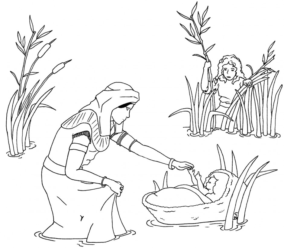 moses coloring pages moses coloring pages moses coloring pages