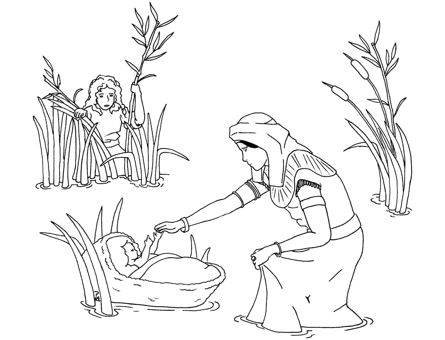 moses coloring pages moses printable coloring pages coloring moses pages