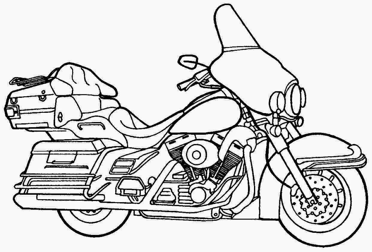 motorbike colouring coloring pages motorcycle coloring pages free and printable colouring motorbike