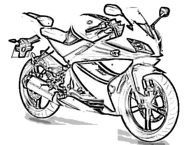 motorbike colouring motorcycle coloring pages 12 coloring kids colouring motorbike