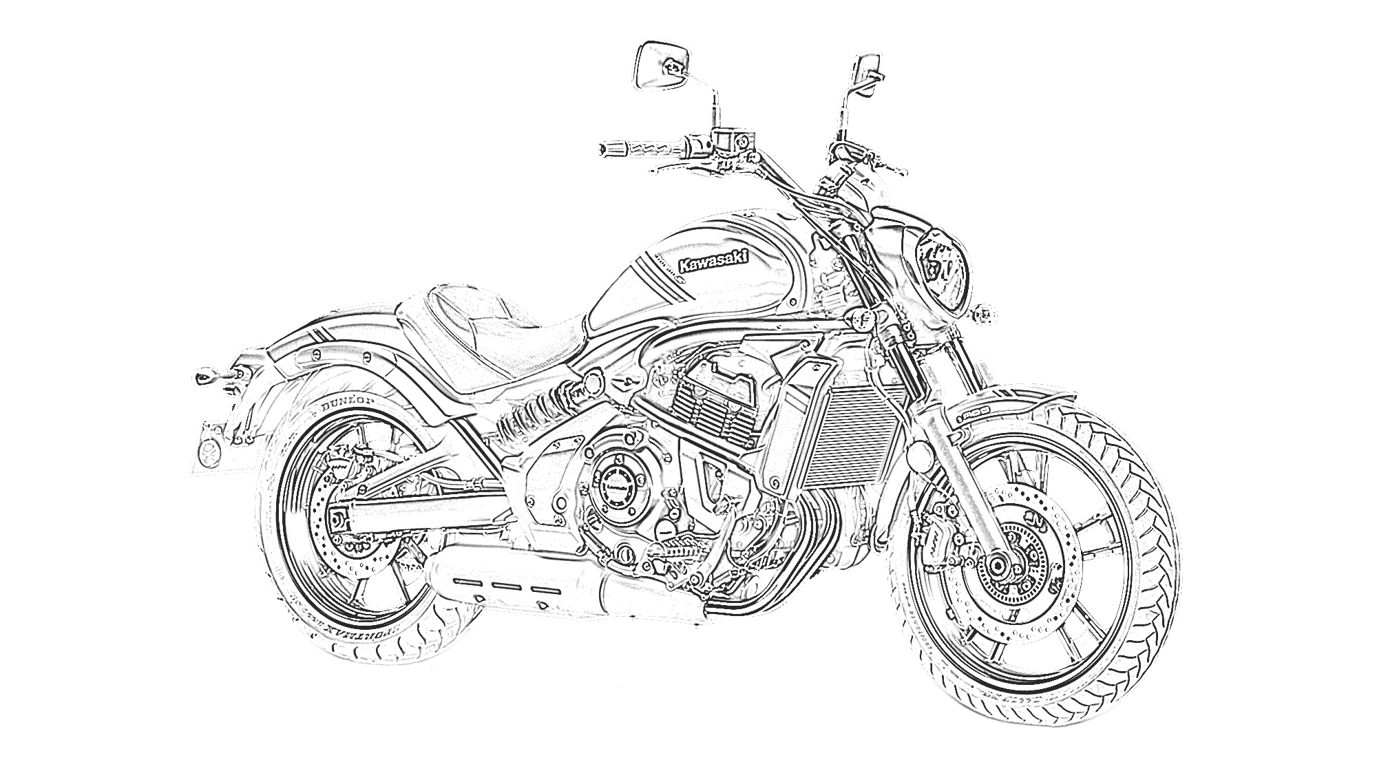 motorbike colouring printables free motorcycle coloring pages baps motorbike colouring 1 3