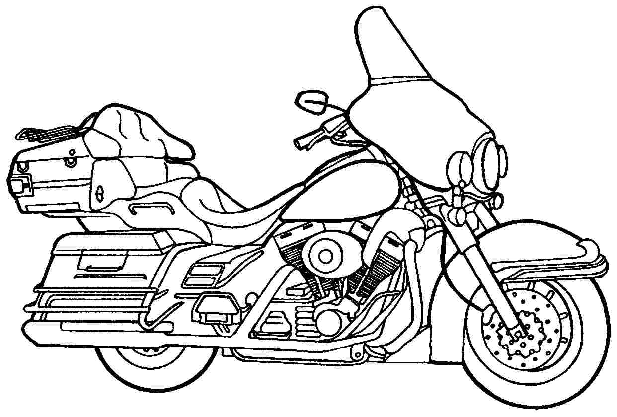 motorcycle color pages free printable motorcycle coloring pages for kids motorcycle pages color