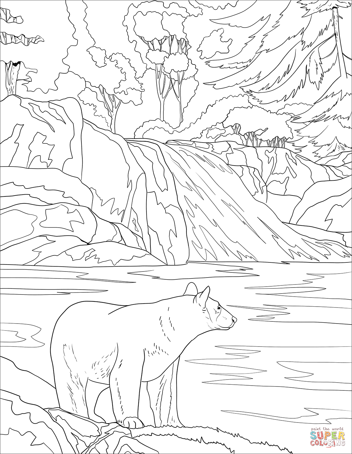 mountain coloring pages mountains coloring pages best coloring pages for kids coloring mountain pages