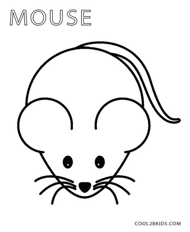 mouse coloring page printable mouse coloring pages for kids cool2bkids coloring mouse page