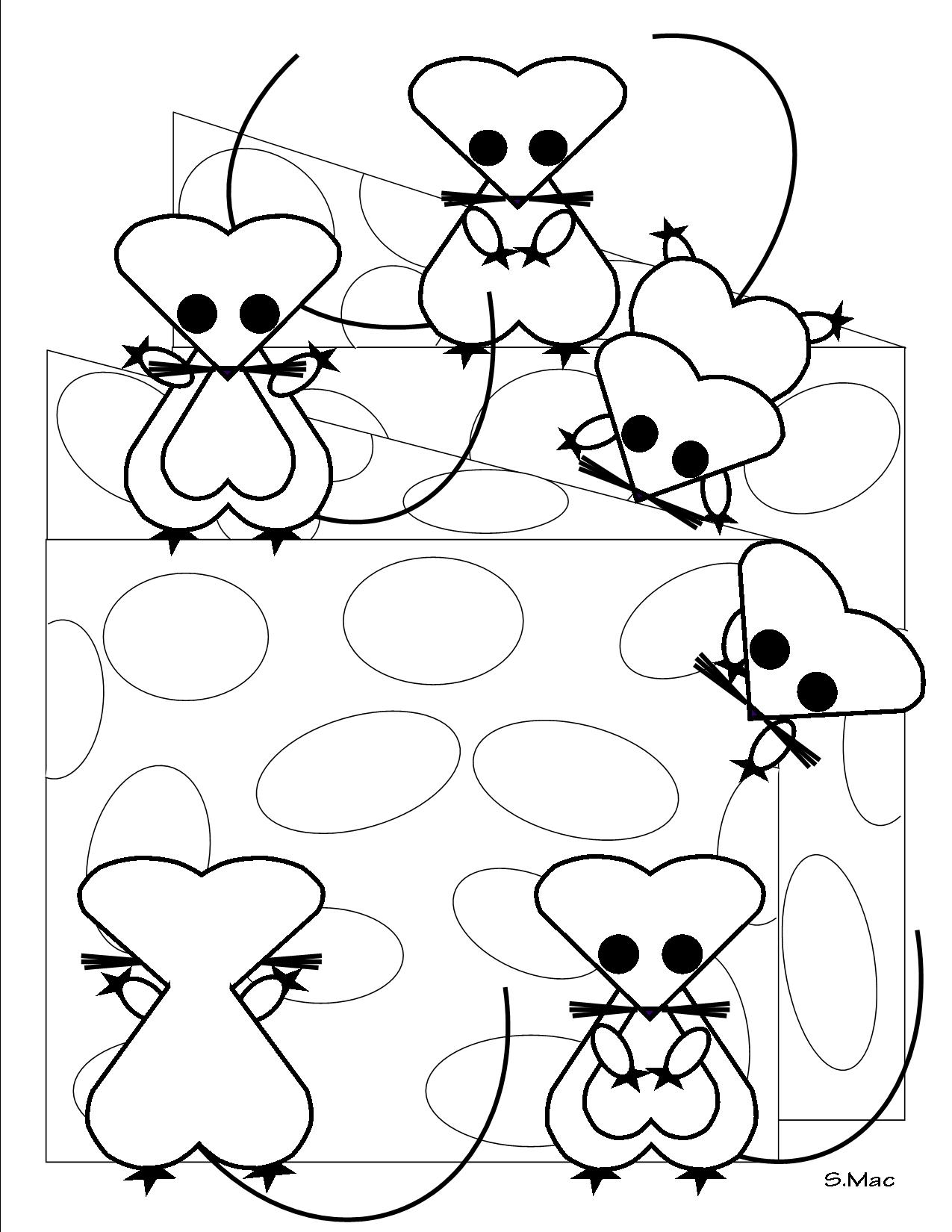 mouse coloring page printable mouse coloring pages for kids cool2bkids mouse page coloring