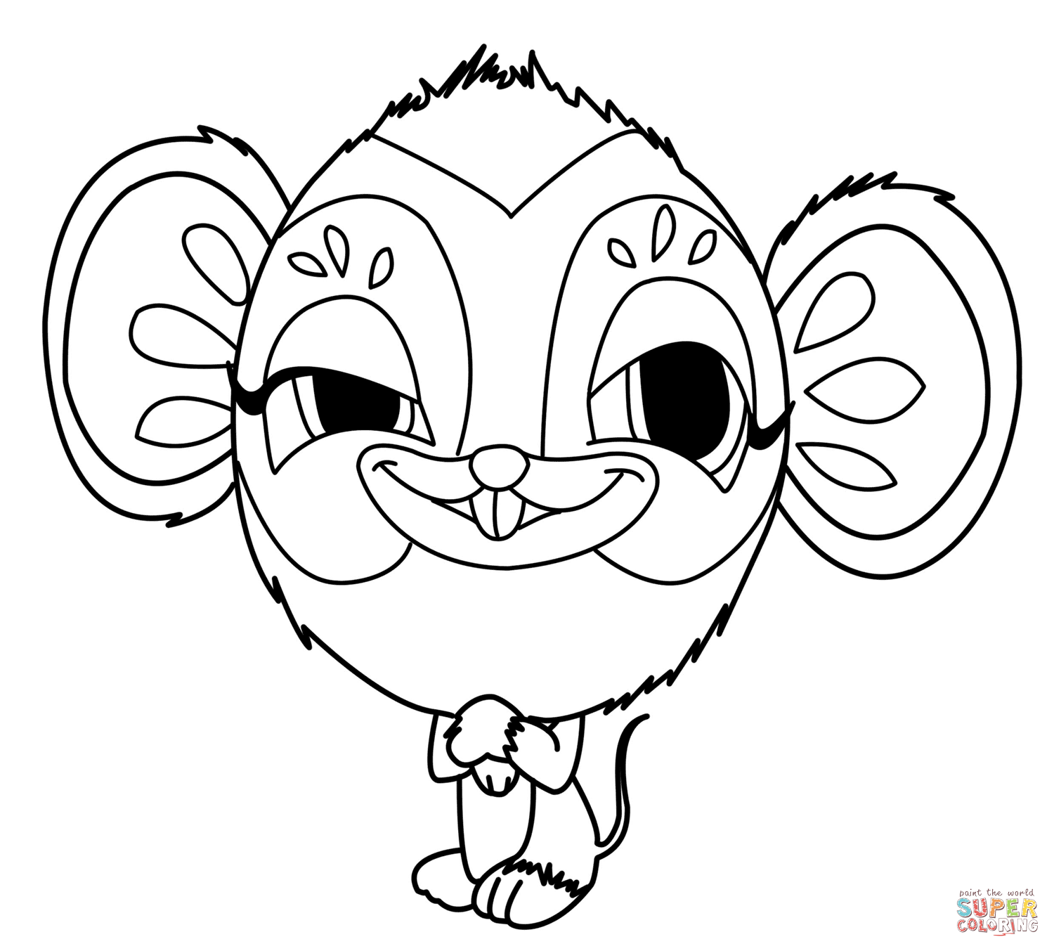 mouse coloring page zooble mouse coloring page free printable coloring pages page mouse coloring
