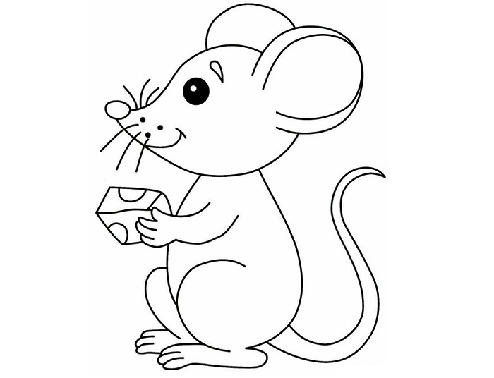 mouse picture for coloring mouse with cheese coloring play free coloring game online coloring picture for mouse