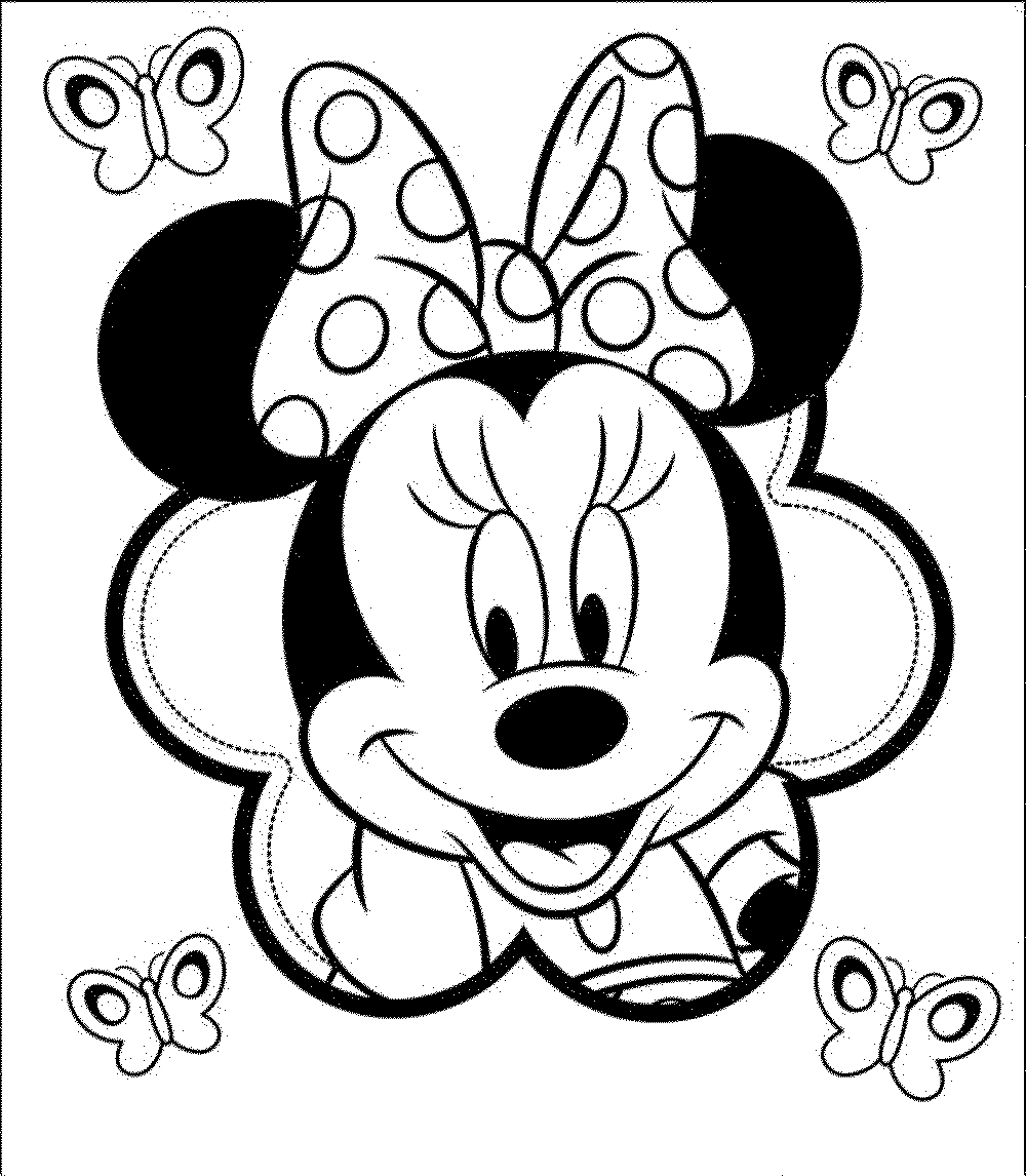 mouse picture for coloring print download free minnie mouse coloring pages for picture coloring mouse