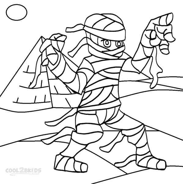 mummy coloring page 9 best places to visit images on pinterest coloring mummy coloring page