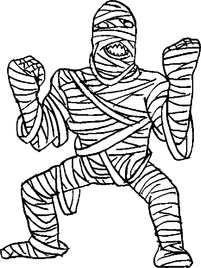 mummy coloring page printable mummy coloring pages for kids cool2bkids coloring page mummy