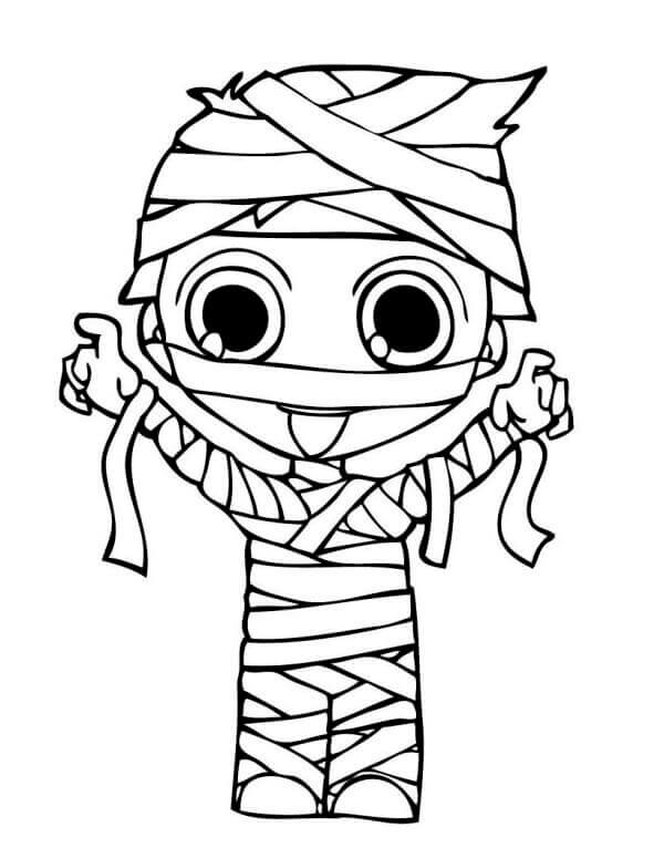 mummy coloring page printable mummy coloring pages for kids cool2bkids mummy coloring page
