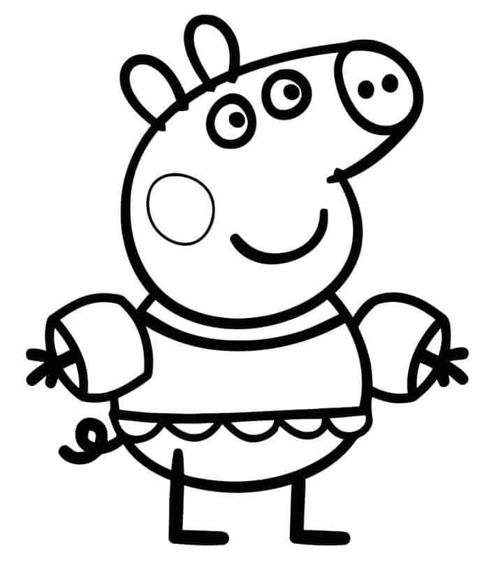 mummy pig coloring page peppa pig mummy coloring pages halloweencoloringpages in coloring mummy page pig