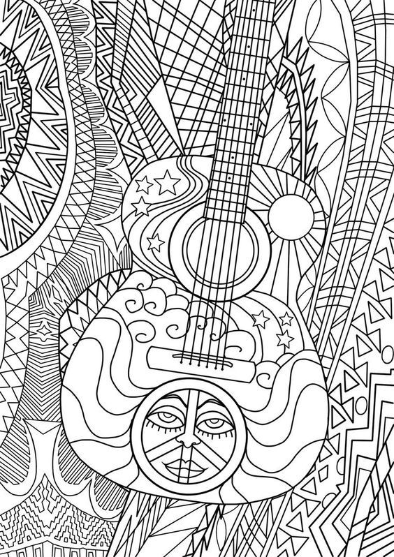 music note coloring pages pdf 17 best images about music coloring pages for adults on note coloring music pages pdf