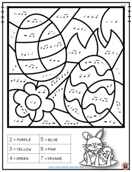music note coloring pages pdf easter music coloring sheets 26 music notes and rests coloring music note pages pdf