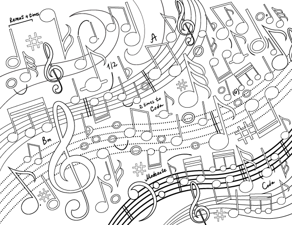 music note coloring pages pdf music alphabet coloring pages from anastasiya multimedia note pdf music coloring pages