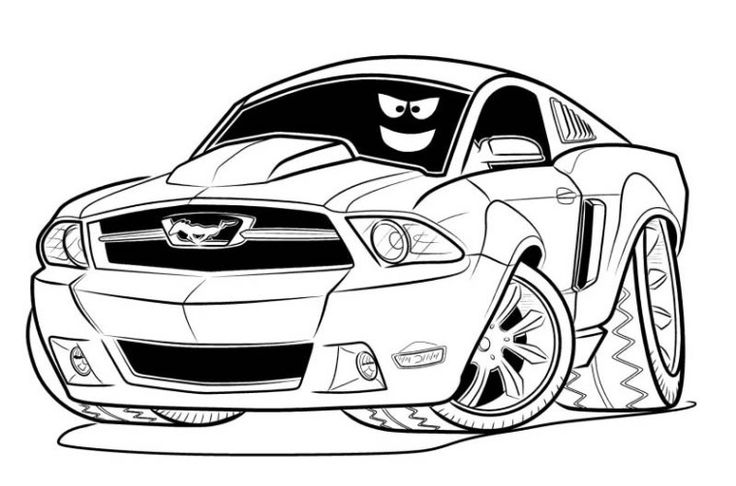 mustang car outline ford mustang drawing free download on clipartmag mustang outline car