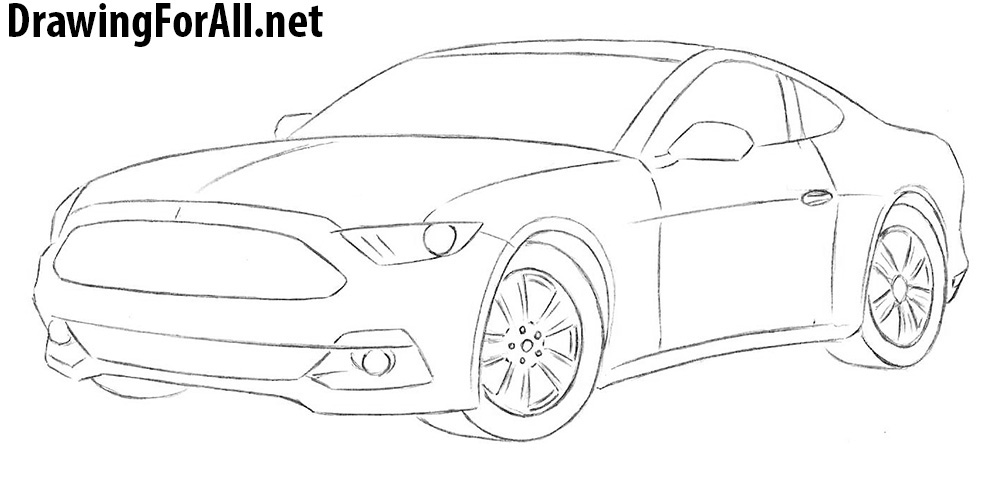 mustang drawing outline 12 vector mustang side images ford mustang vector art outline drawing mustang