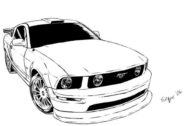 mustang drawing outline pony outlinejpg 2211873 pixels mustang logo ford mustang drawing outline