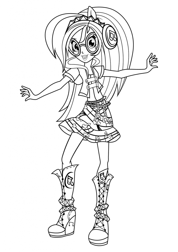 my little pony equestria girl coloring pages equestria girls coloring pages to download and print for free girl little my pony coloring pages equestria