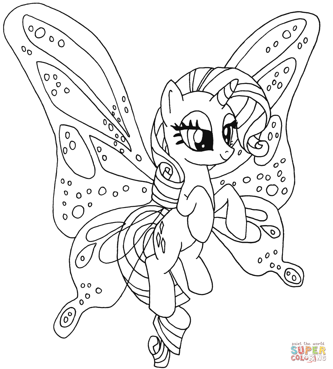 my little pony picters rarity pony coloring page free printable coloring pages picters my pony little