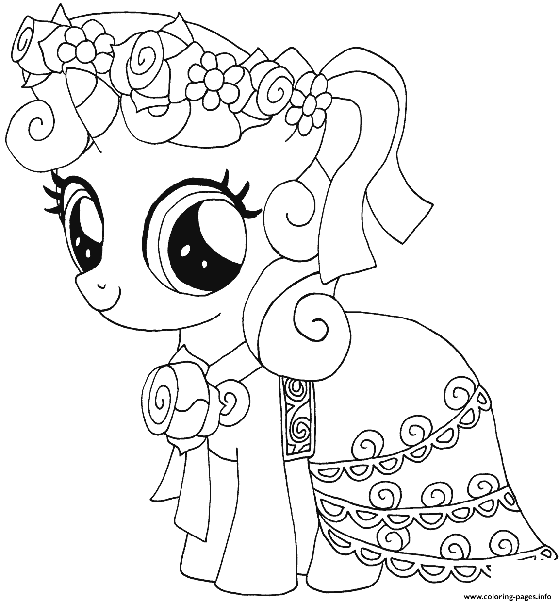 my little pony sweetie belle sweetie belle my little pony coloring pages printable little my pony belle sweetie