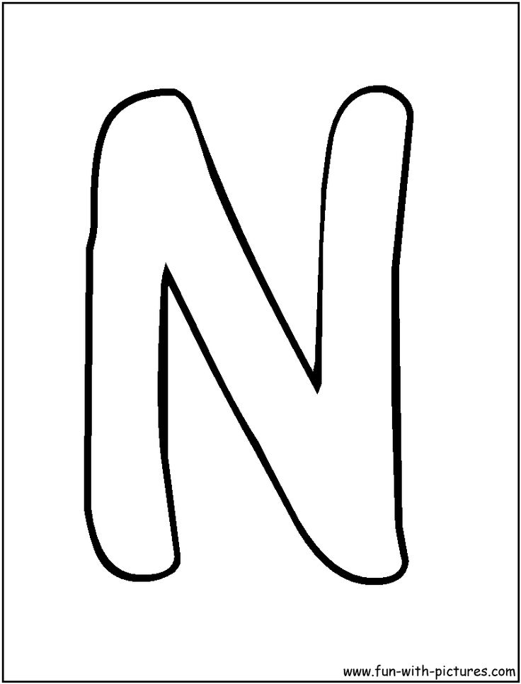 n coloring pages preschool letter n coloring pages for kids preschool and kindergarten preschool coloring n pages