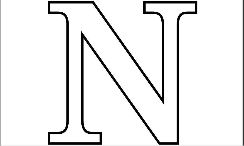 n coloring sheets letter n coloring pages to download and print for free n coloring sheets