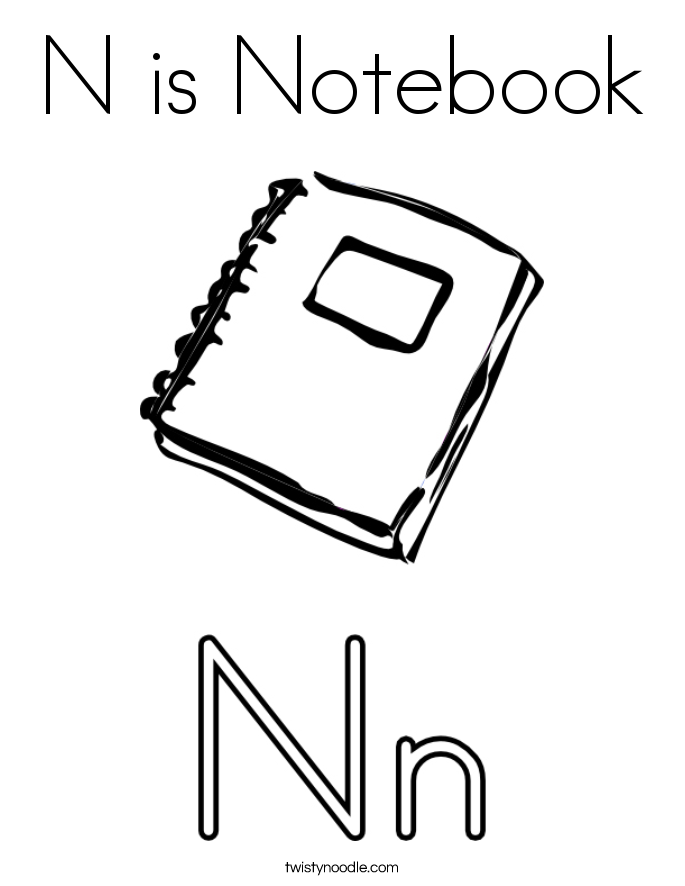 n is for coloring page coloring pages for letter n coloring home for is page n coloring