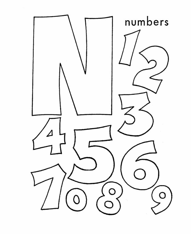 n is for nose coloring page abc alphabet coloring sheets n is for numbers abc nose for page is coloring n
