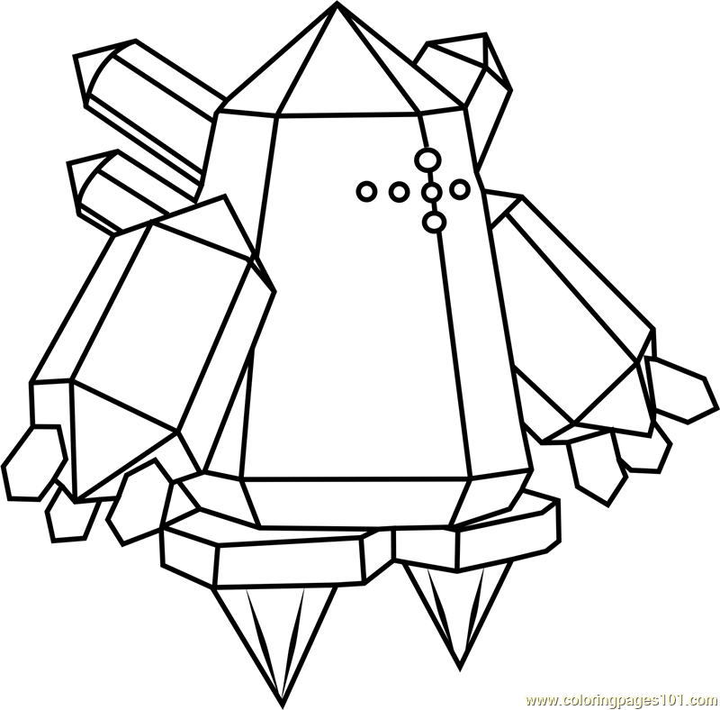 naganadel pokemon coloring pages regice coloring pages sketch coloring page pokemon naganadel coloring pages