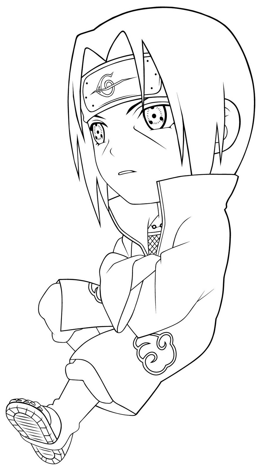naruto coloring page printable naruto coloring pages to get your kids occupied page coloring naruto
