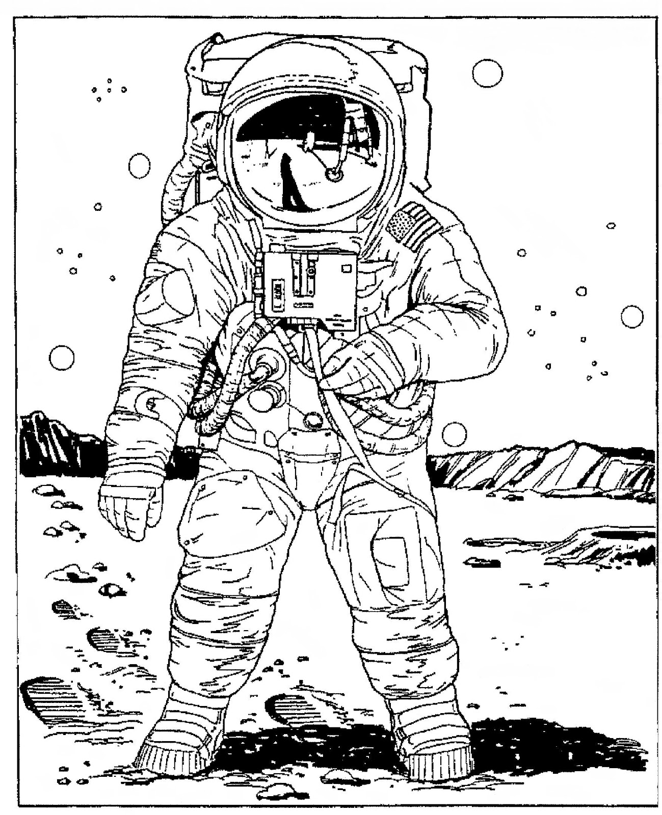 nasa astronaut coloring pages mostly paper dolls september 2012 pages astronaut nasa coloring