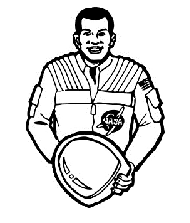nasa astronaut coloring pages space coloring pages coloring pages astronaut nasa pages coloring