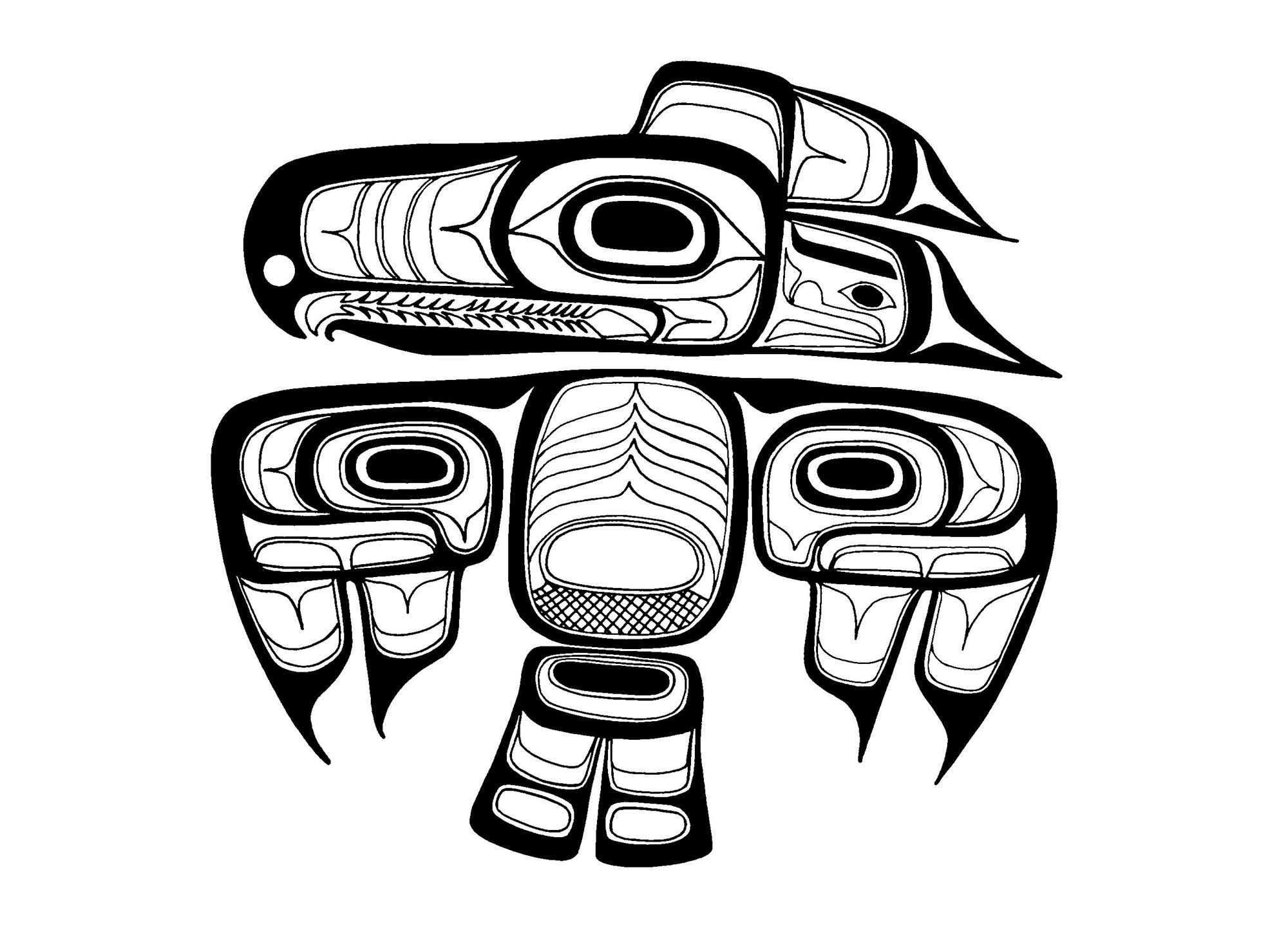 native art coloring pages northwest coast indians coloring pages coloring pages pages coloring art native