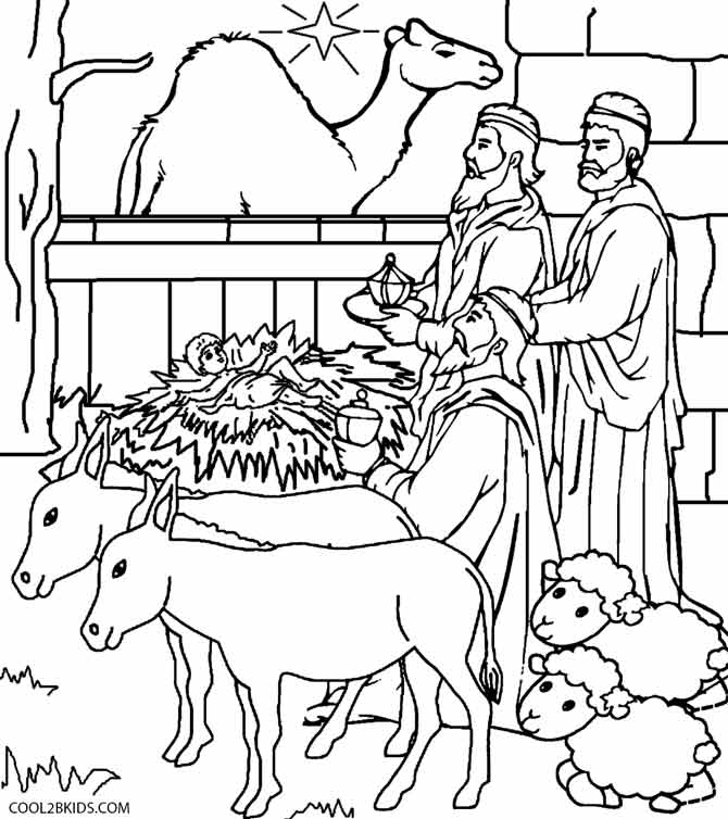 nativity coloring sheets printable 5 best printable christmas nativity coloring pages coloring printable sheets nativity