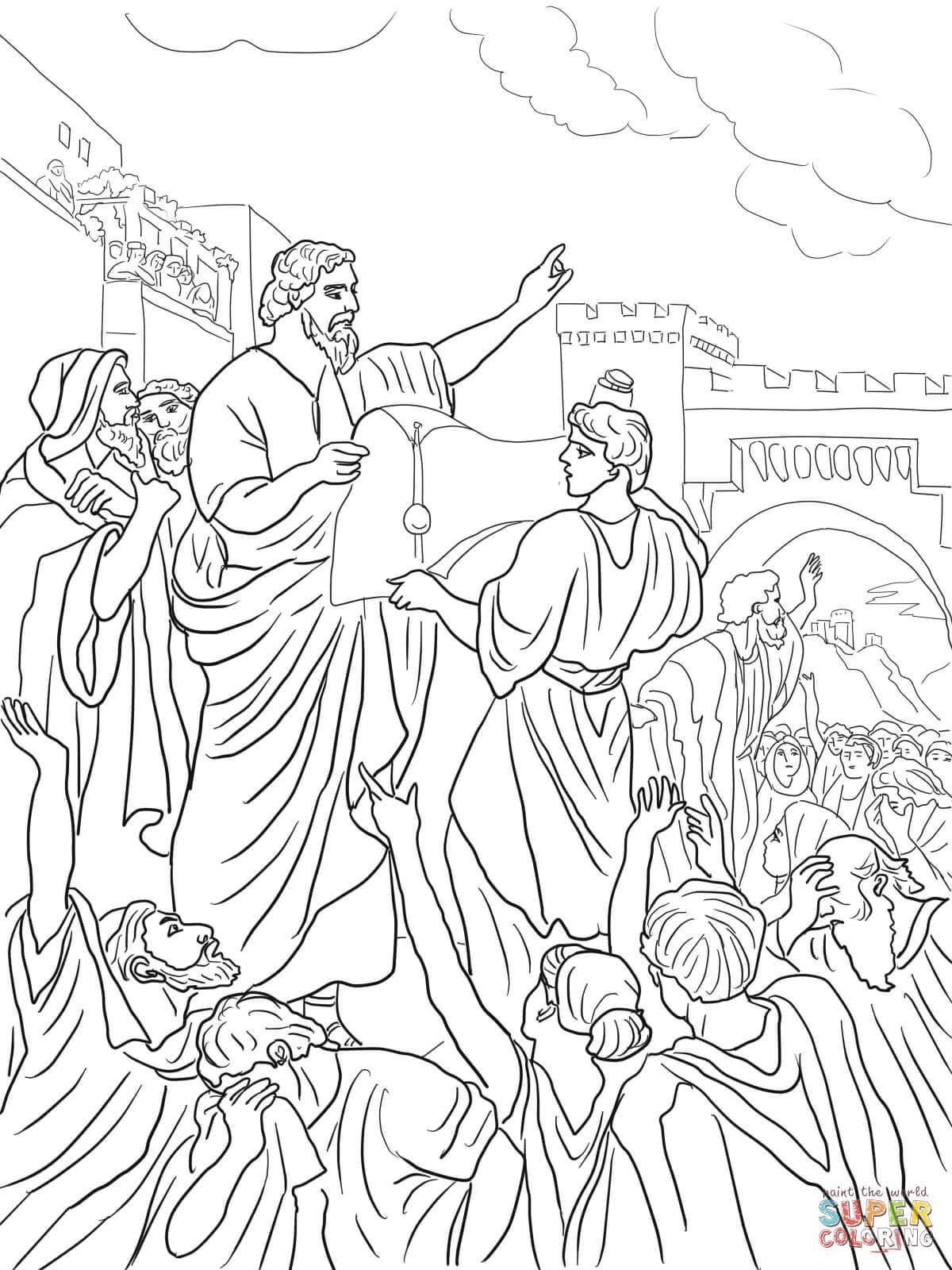nehemiah coloring page image result for ezra and nehemiah kids craft toddler coloring page nehemiah