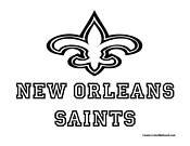 new orleans saints color pages free coloring pages saints coloring pages color orleans saints pages new