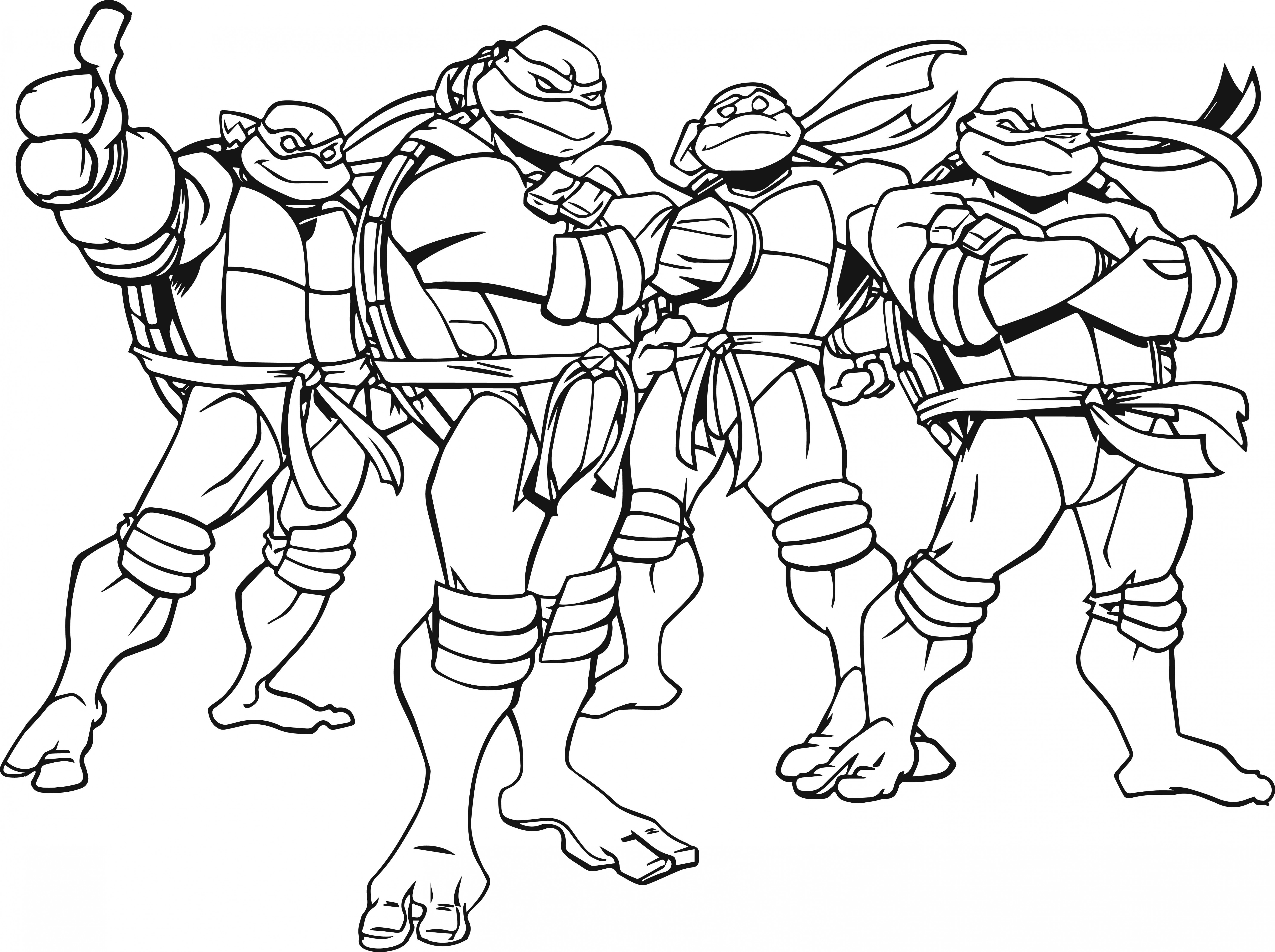 ninja turtle coloring book pages teenage mutant ninja turtles printable coloring pages book pages turtle coloring ninja