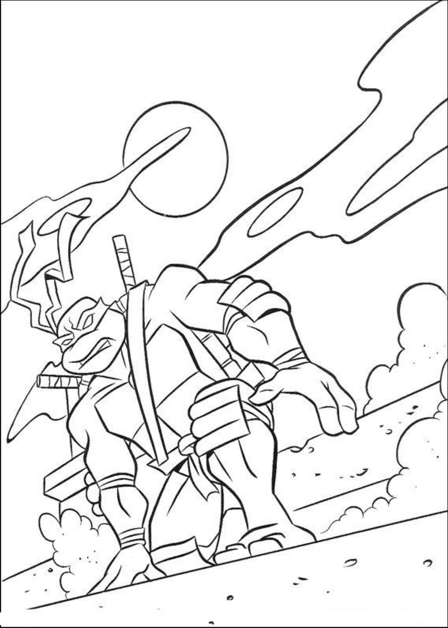 ninja turtle coloring pages for kids four kids mutant ninja tortoise turtle coloring page kids turtle for coloring ninja pages