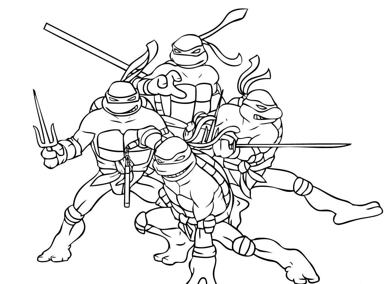 ninja turtle coloring pages to print coloring pages of ninja turtles coloring home turtle pages print ninja coloring to