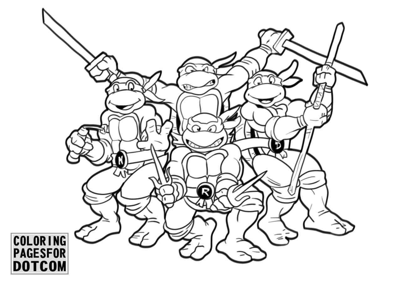 ninja turtle coloring pages to print ninja turtle coloring pages to print print turtle ninja coloring to pages
