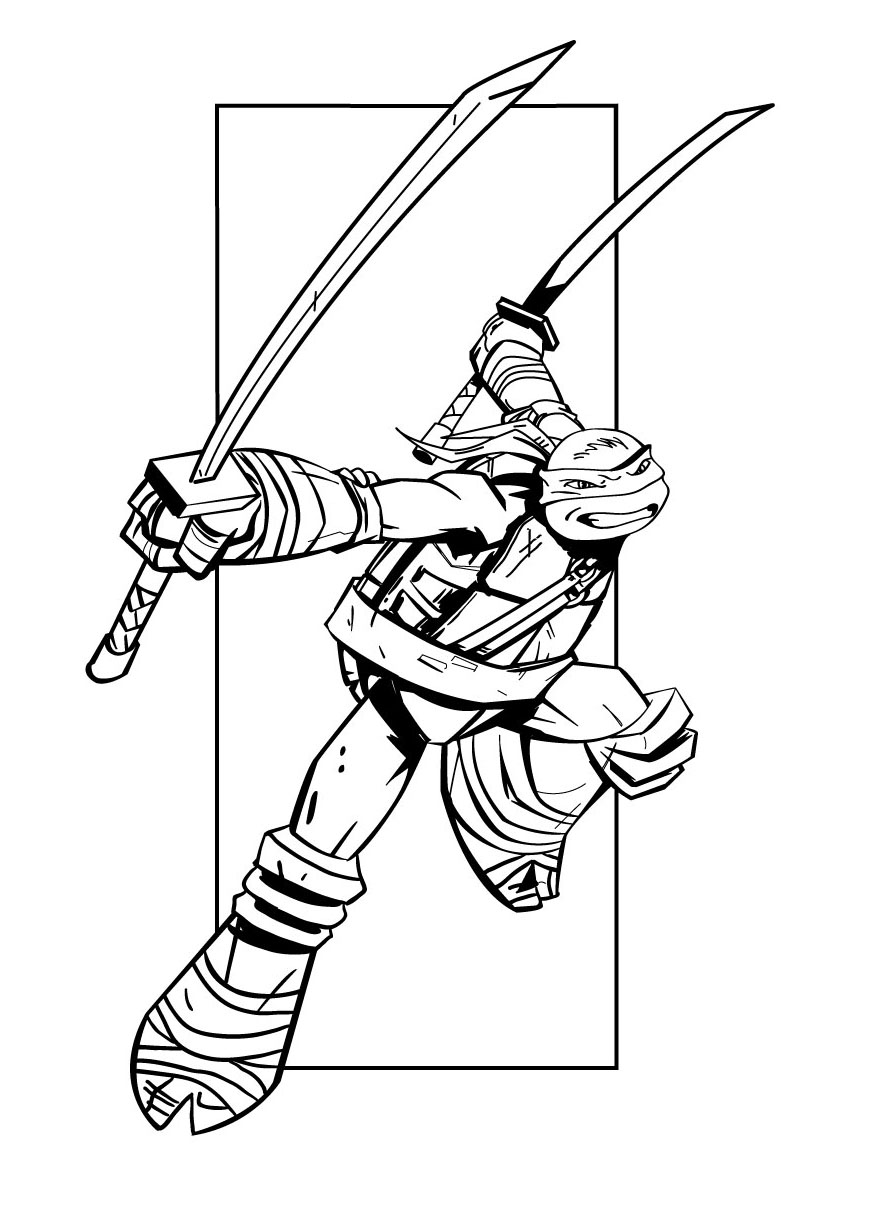 ninja turtle coloring pages to print printable ninja turtles coloring pages coloring home to coloring print ninja pages turtle