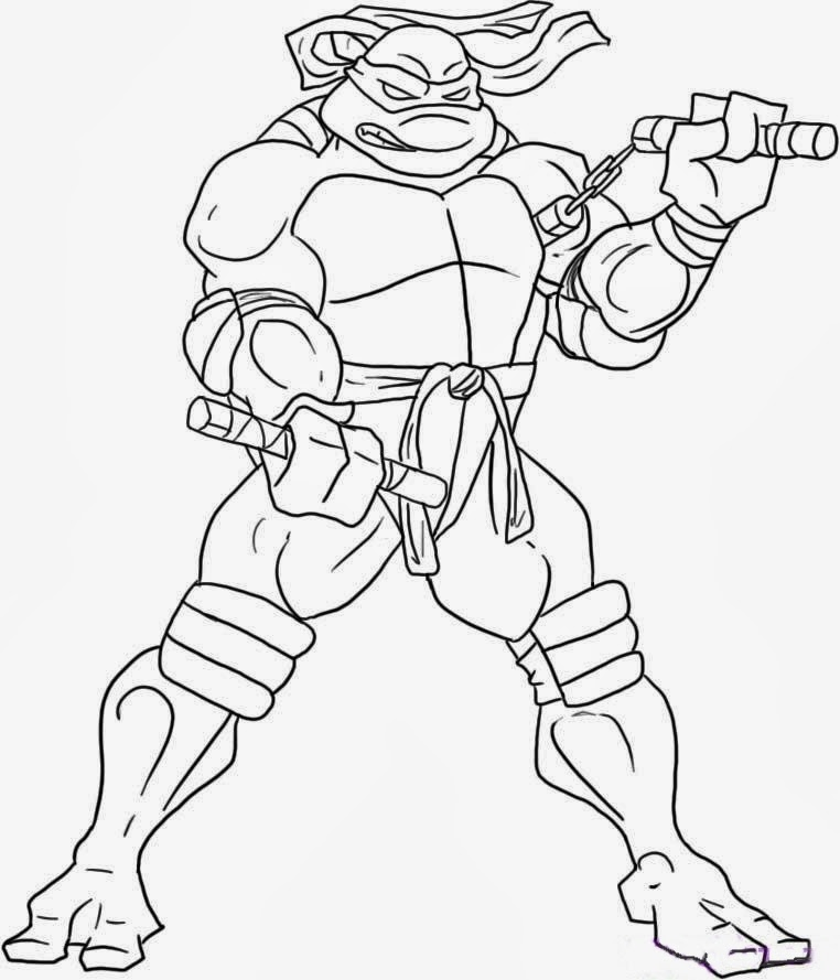 ninja turtle coloring pages to print teenage mutant ninja all coloring pages for kids pages turtle print to coloring ninja