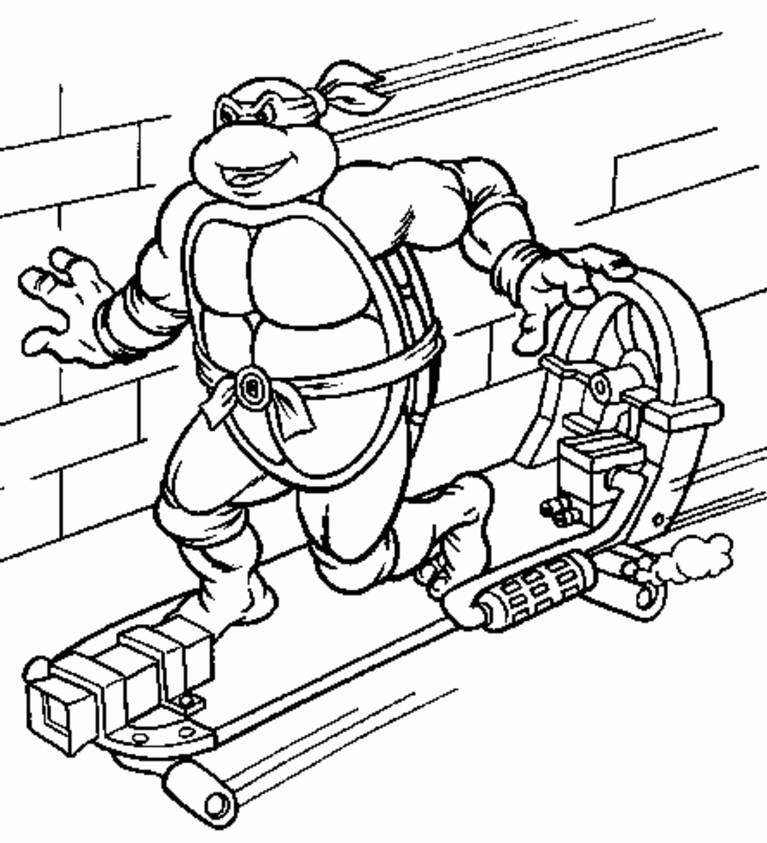 ninja turtle colour in coloring pages of ninja turtles coloring home in colour ninja turtle