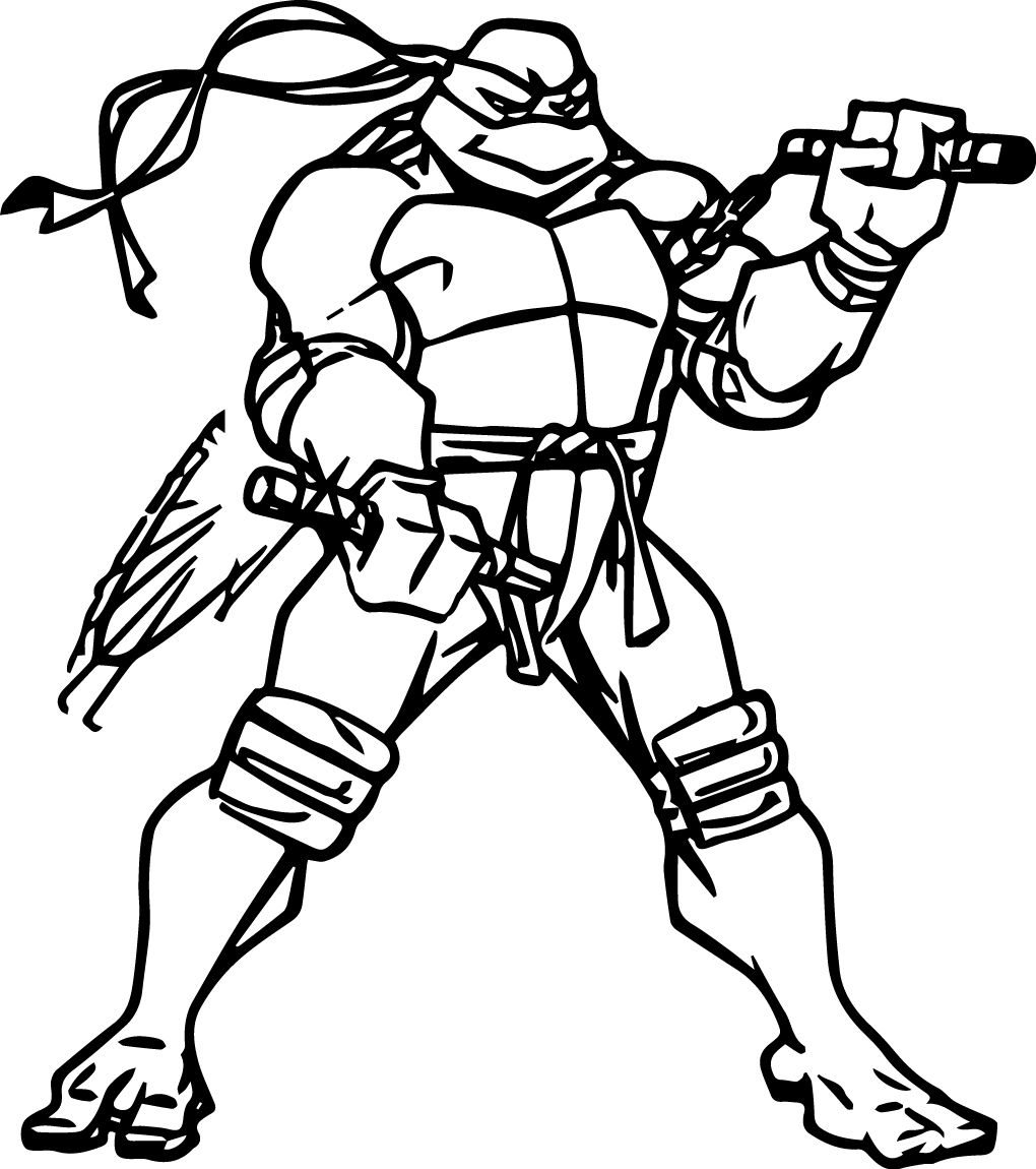 ninja turtle colour in ninja turtles coloring pages free download on clipartmag ninja colour turtle in