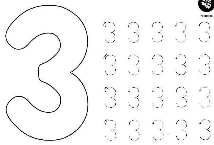 number 3 coloring pages preschool craftsactvities and worksheets for preschooltoddler and number preschool coloring pages 3