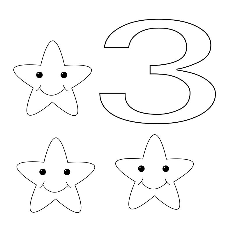 number 3 coloring pages preschool number 3 coloring pages for toddlers numbers preschool coloring 3 number pages preschool